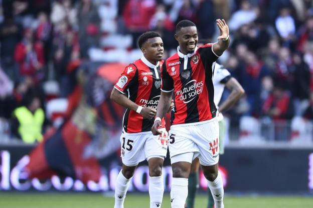 Nice 2 - 1 Lille
